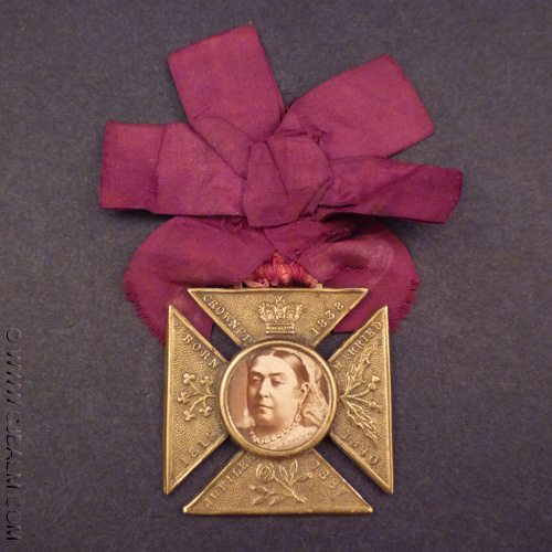 Queen Victoria Golden Jubilee Medal